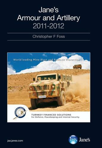 9780710629609: Jane's Armour and Artillery 2011-2012