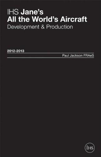 IHS Jane's All the World's Aircraft 2012-2013: Paul, Jackson Fraes