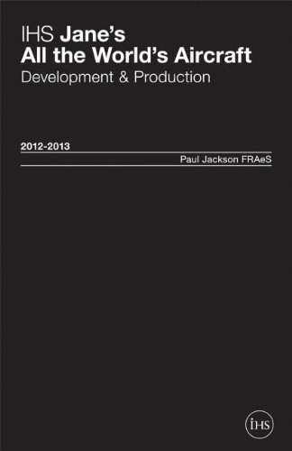 9780710630001: IHS Jane's All the World's Aircraft 2012-2013: Development & Production
