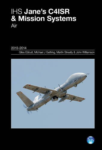 9780710630421: Ihs Jane's C4isr & Mission Systems: Air 2013/2014