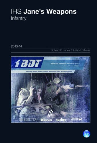 9780710630599: IHS Jane's Weapons Infantry: 2013-14 (Jane's Weapon Systems Infantry)