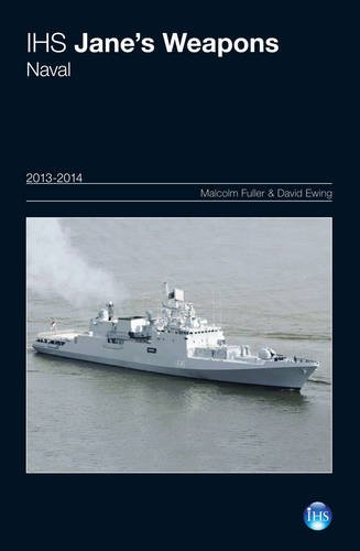 9780710630605: IHS Jane's Weapons: Naval 2013-2014