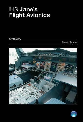 9780710630858: Jane's Flight Avionics 2013-2014