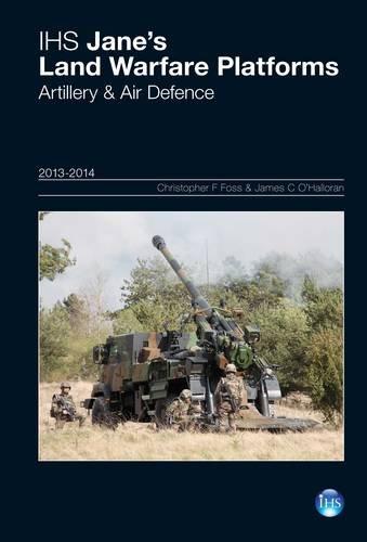 9780710630872: Jane's Land Warfare Platforms : Artillery & Air Defence 2013-2014 2013/2014