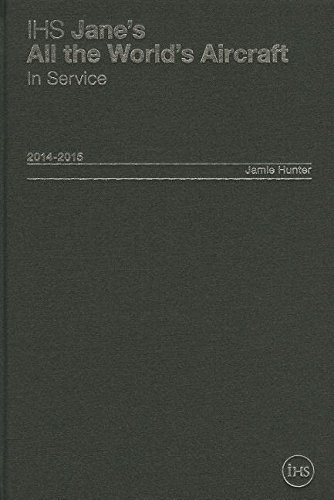 9780710630940: IHS Jane's All the World's Aircraft in Service 2014-2015