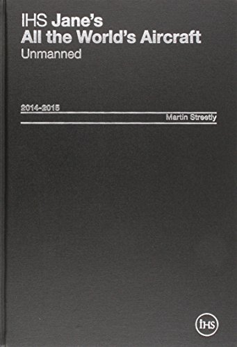 9780710630964: Jane's All the World's: Unmanned 2014-2015: Yearbook