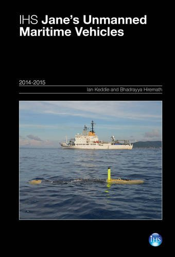 9780710631039: Jane's Unmanned Maritime Vehicles 2014-2015: Yearbook
