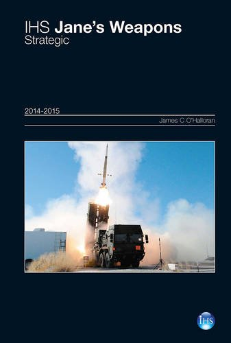 9780710631077: Jane's Weapons: Strategic 2014-2015: Yearbook