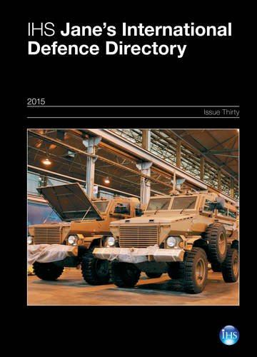 9780710631190: IHS Jane's International Defence Directory 2015