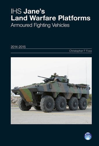 9780710631282: IHS Jane's Land Warfare Platforms 2014-2015: Armoured Fighting Vehicles (Janes Land Warfare Platforms: Armoured Fighting Vehicles)