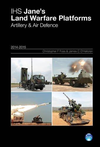 Jane s Land Warfare Platforms : Artillery Air Defence 2014-2015 2014/2015 (Hardback)