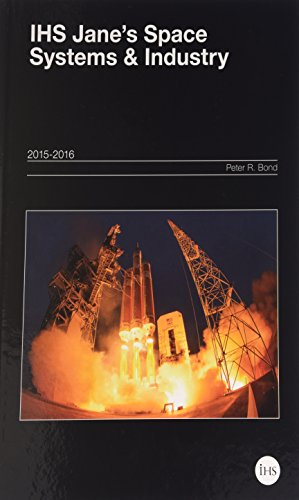 9780710631442: IHS Jane's Space Systems & Industry 2015-2016 (Jane's Space Systems and Industry)