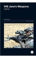 9780710631473: IHS Jane's Weapons Infantry: 2015-16 (Jane's Weapon Systems Infantry)