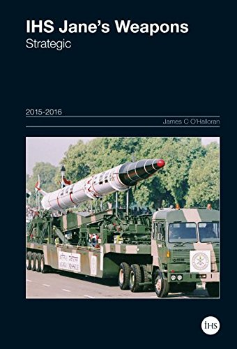 9780710631497: Jane's Weapons 2015-2016: Strategic