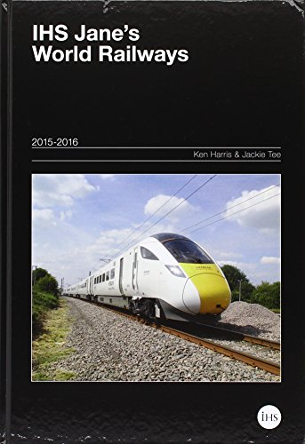 9780710631541: Jane's World Railways 2015-2016 2015-2016