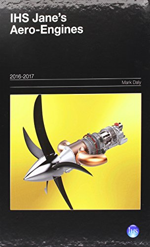 9780710631763: Jane's Aero Engines 2016/2017: Yearbook