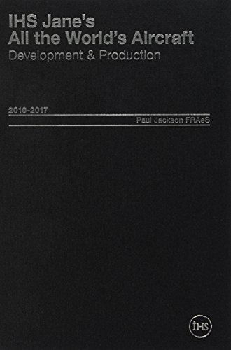 9780710631770: Jane's All the World's Aircraft: Development & Production 2016-2017 2016-2017