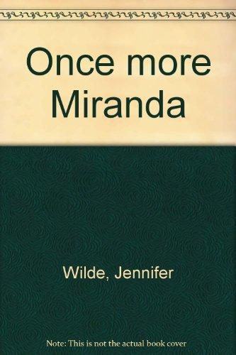 9780710730435: Once more Miranda