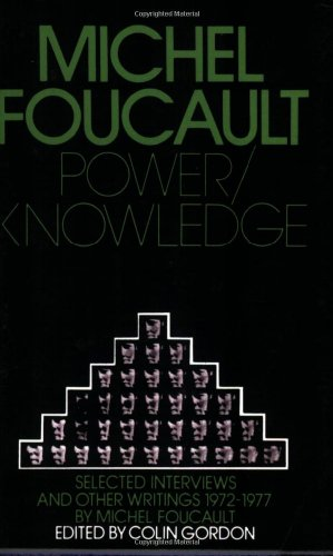 9780710800718: Power Knowledge: Selected Interviews and Other Writings, 1972-77