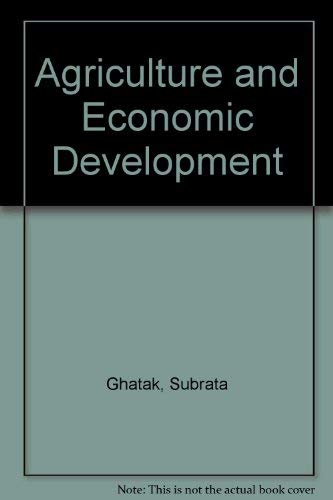 9780710801425: Agriculture and Economic Development