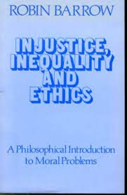 9780710801708: Injustice, Inequality and Ethics: Philosophical Introduction to Moral Problems