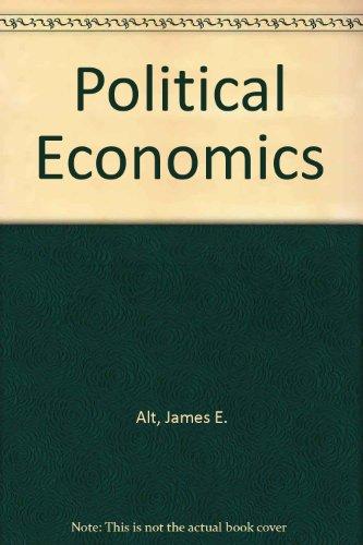 9780710802057: Political Economics
