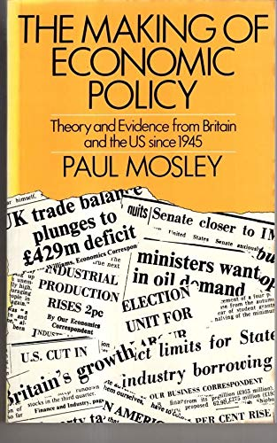 Political Economy of Macroeconomic Policy: Theory and: Paul Mosley