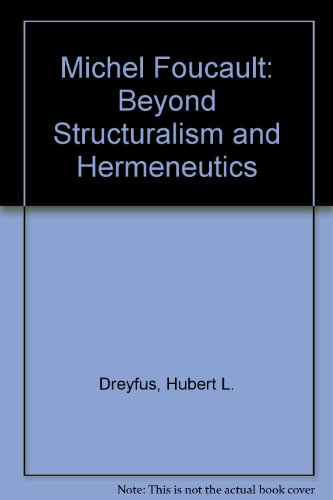 9780710804501: Michel Foucault: Beyond Structuralism and Hermeneutics