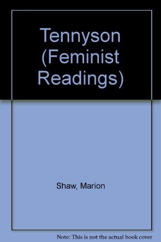9780710809629: Tennyson (Feminist Readings)