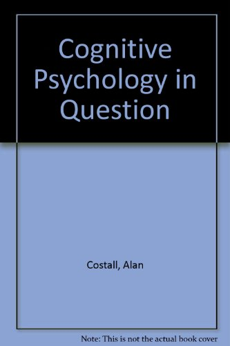9780710810571: Cognitive Psychology in Question