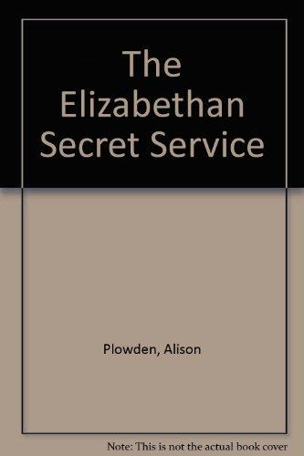 9780710811523: The Elizabethan Secret Service
