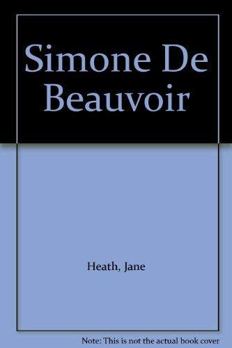 9780710811592: Simone De Beauvoir
