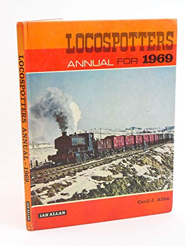9780711000339: LOCOSPOTTERS ANNUAL FOR 1969.
