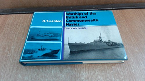 WARSHIPS OF THE BRITISH AND COMMONWEALTH NAVIES