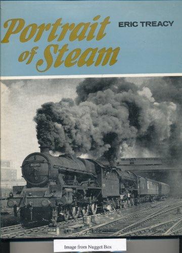 Portrait of Steam (9780711000834) by TREACY, Canon Eric, M.B.E.