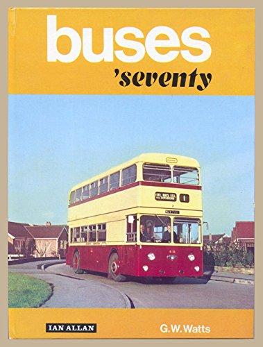 9780711001039: Buses' Seventy