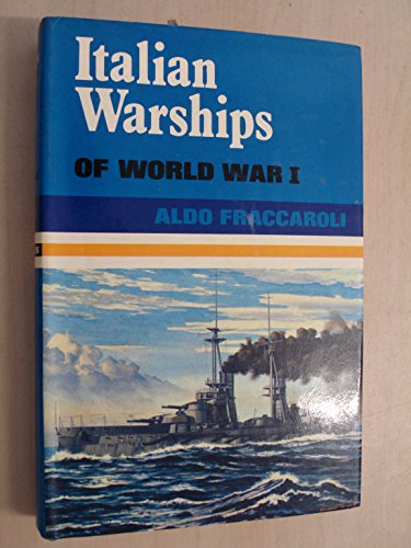 9780711001053: Italian Warships of World War I