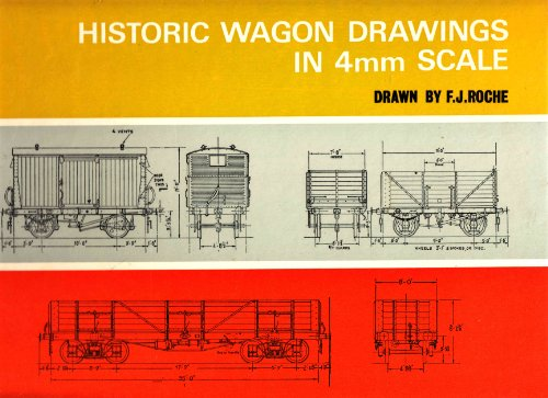 9780711001848: Historic Wagon Drawings in 4mm Scale