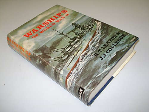 9780711002029: Warships of World War II: Pts. 1-8 in 1v