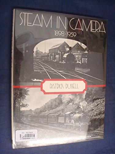 Steam in Camera 1898-1959: Russell, Patrick (Editor)