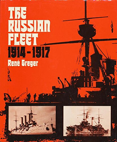 9780711002555: Russian Fleet, 1914-17