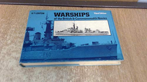 Warships of the British and Commonwealth Navies: Lenton, H.T.