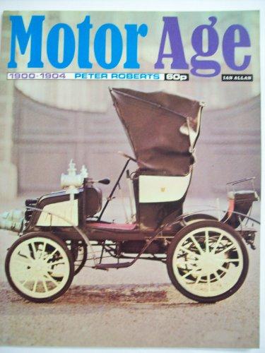 9780711002708: Motor Age: 1900-04 No. 1