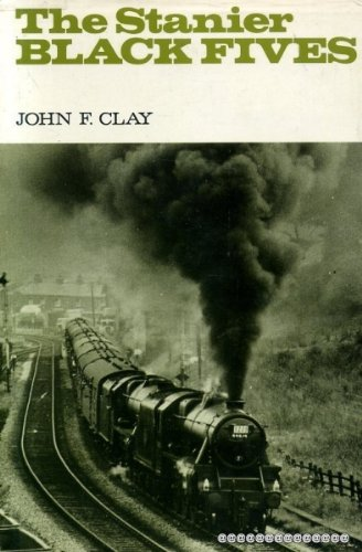 Stanier Black Fives: John F. Clay