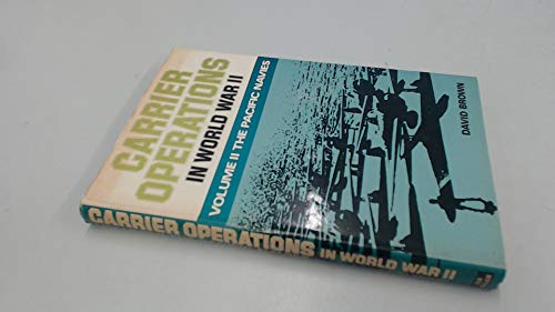 9780711002760: Carrier Operations in World War II: v. 2