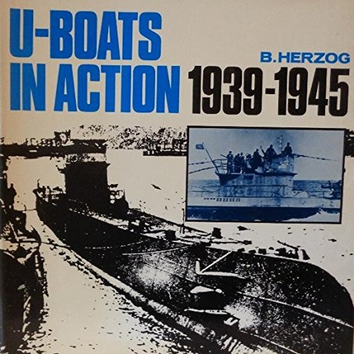 9780711002784: U-boats in Action