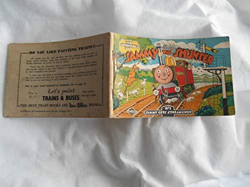 9780711003330: Adventures of Sammy the Shunter: Sammy Gets Streamlined No. 1