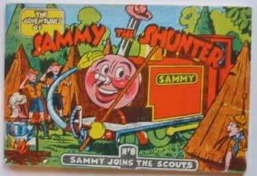 Adventures of Sammy the Shunter: Sammy Joins: Eileen Gibb