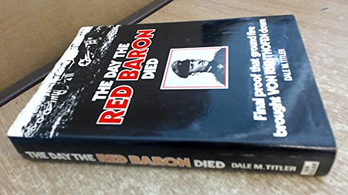 9780711004207: The Day the Red Baron Died