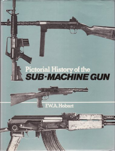 9780711004221: Pictorial History of the Submachine Gun